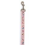 Zack & Zoey Ice Cream Sundae Dog Leash - Pink