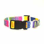 View Image 2 of Zack & Zoey Inspirational Dog Collar