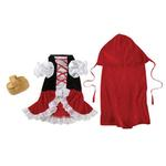 View Image 4 of Lil Red Riding Hood Dog Costume