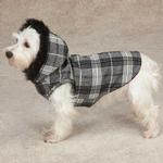 View Image 3 of Zack & Zoey Park Avenue Dog Coat