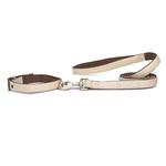 View Image 2 of Zack & Zoey Paw Planet Natural Dog Leash