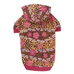View Image 1 of Zack & Zoey Skull-fari Dog Pullover