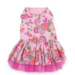 View Image 2 of Zack & Zoey Spring Garden Dog Dress