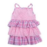 View Image 2 of Zack & Zoey Summer Breeze Dog Dress - Pink