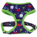 View Image 2 of Zack and Zoey Under the Sea Dog Harness