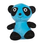 View Image 1 of Zanies Band O' Pandas Dog Toy - Blue