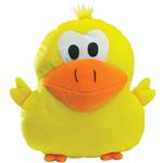 Zanies Barnyard Grunter Toy for Large Dogs - Duck