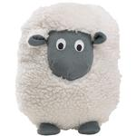 View Image 1 of Zanies Barnyard Grunter Toy for Large Dogs - Sheep