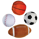 View Image 1 of Zanies Boing Sports Balls