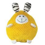 View Image 1 of Zanies Bumblies Dog Toy - Yellow