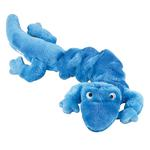 View Image 1 of Zanies Bungee Geckos Dog Toy - Blue