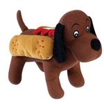 View Image 1 of Zanies Halloween Hounds Toy in Costume - Hot Diggity Dog