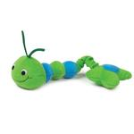 View Image 1 of Zanies Inch-a-longs Dog Toys - Parrot Green