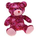 View Image 1 of Zanies Kiss N' Cuddle Bears Dog Toy - Tie-dye