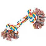 Zanies Knotted Rope Bones Dog Toy
