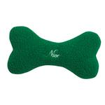 View Image 1 of Zanies Naughty & Nice Berber Bone Toy - Green