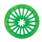 View Image 2 of Zanies Orbitron Dog Toy - Green