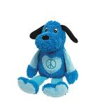 View Image 1 of Zanies Peace Party Dog Toy - Dog