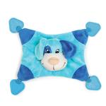 View Image 2 of Zanies Puppy Snuggler Toy - Blue