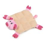 View Image 1 of Zanies Squeaktacular Dog Toy - Pig