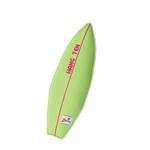Zanies Surf's Up Surfboard Dog Toy - Parrot Green