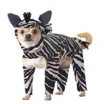 View Image 1 of Zebra Costume for Dogs