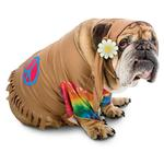 View Image 1 of Zelda 60's Hippie Halloween Dog Costume