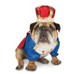 View Image 1 of Zelda Canine King Halloween Dog Costume