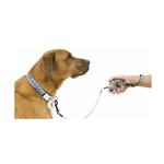 View Image 2 of Zip Lead Retractable Dog Leash by Planet Dog - Titanium