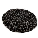View Image 1 of Zoo Rest Oval Pet Bed - Giraffe