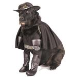 View Image 1 of Zorro Dog Halloween Costume
