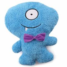 Grriggles Dapper Dude Dog Toy - Blue