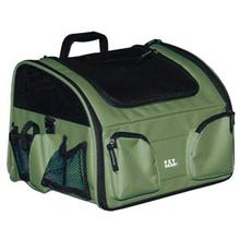 3-in-1 Convertible Pet Carrier/Bike Basket/Car Seat - Sage