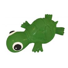 3-Play Turtle Dog Toy by Cycle Dog - Green