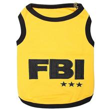FBI Dog Tank by Parisian Pet