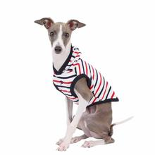 Admiral Hooded Dog T-Shirt by Puppia - Navy