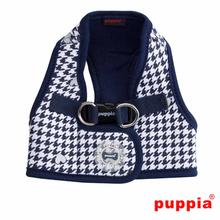 Aggie Dog Harness Vest by Puppia - Navy