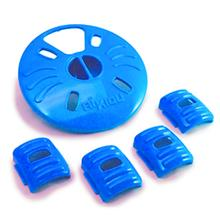 Aikiou Dog Feeding Toy - Level 2 Inserts - Blue