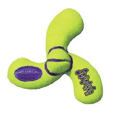Air Kong Squeaker Spinner Dog Toy
