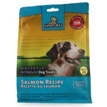 All-Natural Holistic Dog Treats - Salmon Recipe