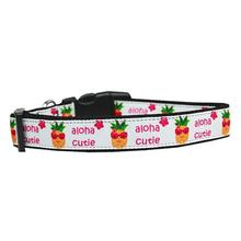 Aloha Cutie Dog Collar