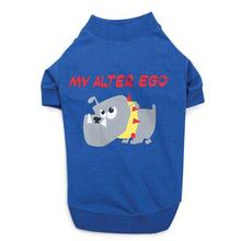 Alter Ego Dog T-Shirt - Blue