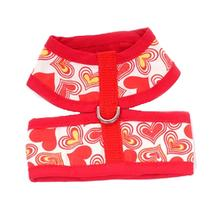 Alyssa Dog Harness - Red