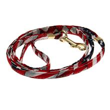 American Flag Dog Leash