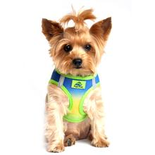 American River Choke-Free Dog Harness - Cobalt Sport Ombre