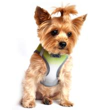 American River Choke-Free Dog Harness - Limestone Gray