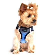 American River Choke-Free Dog Harness - Midnight Sky