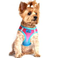 American River Choke-Free Dog Harness - Raspberry Sundae