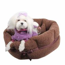 Angelic Dog Bed by Pinkaholic - Brown