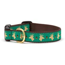 Antlers Dog Collar by Up Country